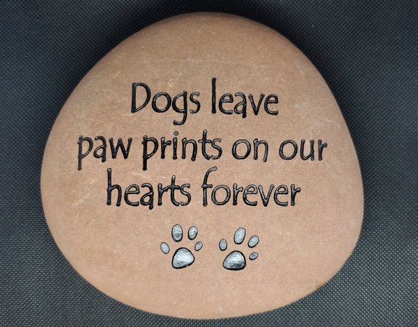Personalized Engraved Stone